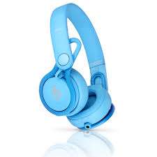 Light Blue Beats Beats By Dr Dre Mixr Wired On Ear Headphones David Guetta Edition