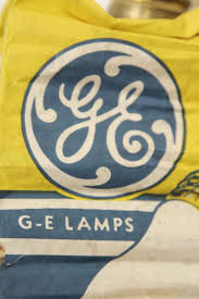 old general electric rare light bulbs olde good things