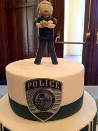 nurse marries police officer diy cake ideas 103351 police