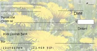 Free Cheque Template 8 Best Images Of Printable Play Checks Template Free Printable