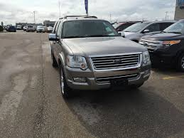 Ford Explorer Limited - used 2008 ford explorer awd 4dr v8 limited 4 door sport utility in