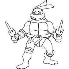 teenage mutant ninja turtle coloring free download