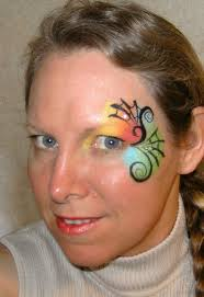 halloween ideas and inspiration halloween face paintings 20 cool