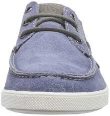 bugatti boat bugatti k100236 men u0027s boat shoe blue jeans 455 shoes trainers