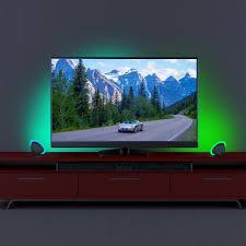 home theater backlighting multicolor led bias lighting backlight for tv u0026 computer screen