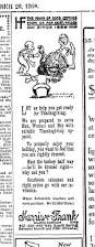 How Did Thanksgiving Become A Holiday 1908 1120 Harris Jpg