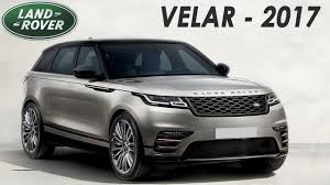 range rover cars price range rover velar 2017 to launch in india u20b9 80 90 lakh est