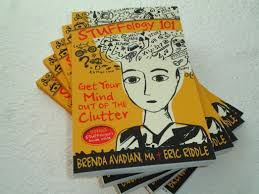stuffology 101 book get your mind out of the clutter