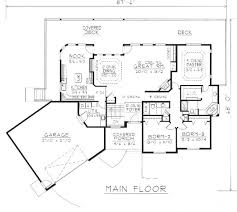 Angled House Plans Beautiful Idea Ranch House Plans With Angled Garages 4 Garage