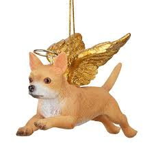 Chihuahua Christmas Ornaments Design Toscano Toys Buy Online From Fishpond Com Au