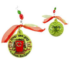 ceramic ornament personalized ornaments for you