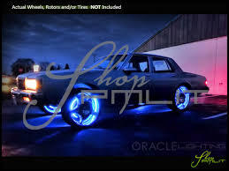 oracle lighting subaru led wheels lights halo rims rings