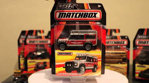 matchbox land rover 90 lamley world premiere the 2016 matchbox best of the world premium