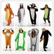 Halloween Jumpsuit Costumes Cosplay Pop Star Animal Pajamas Pyjamas Onesie Jumpsuit Costume