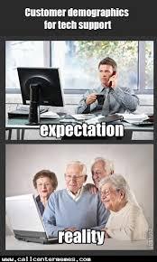 Expectation Vs Reality Meme - expectations vs reality call center memes