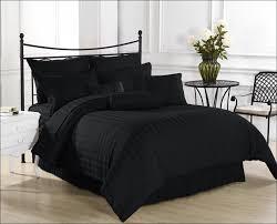 King Black Comforter Set Bedroom Magnificent Black Bedspread Twin Black And White
