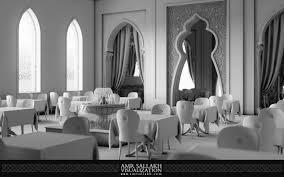 arabic restaurant design amr sallakh