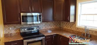 NHance Dont Bother Restaining Kitchen Cabinets In San Jose CA - San jose kitchen cabinets