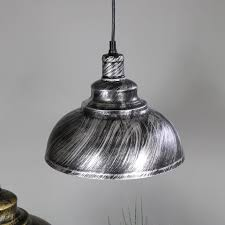 black dome pendant light stylish industrial silver dome ceiling pendant light melody maison
