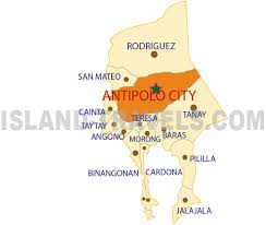 antipolo map hotels and resorts in antipolo rizal philippines