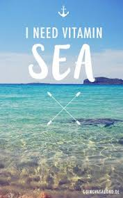 I Need Vitamin Sea Travel Pinterest