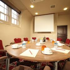 Board Meeting Table Oval Table Conference Room Interior Design Pinterest