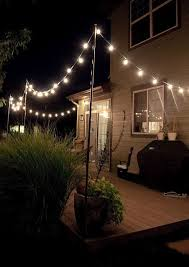 best 25 backyard lighting ideas on pinterest diy backyard ideas