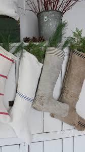 rustic farmhouse christmas stockings for sale