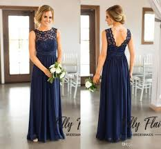 navy lace bridesmaids dress image collections braidsmaid dress