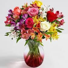 flower bouquet pictures smiles
