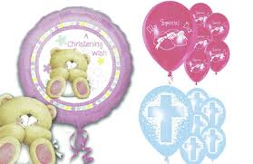 send balloons belfast balloon delivery christening balloons baby christening balloon bouquets