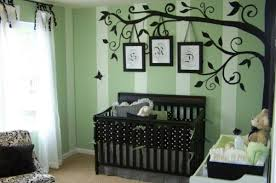 Modern Nursery Decor Modern Nursery Design Tips