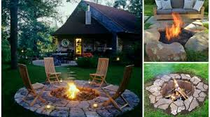 Bbq Side Table Plans Fire Pit Design Ideas - 33 diy fire pit ideas diy cozy home
