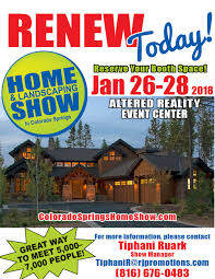 Home Design And Remodeling Show Discount Tickets Colorado Springs Home U0026 Landscaping Show Rj Promotions Rj