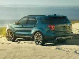 Ford Explorer Models - new 2016 ford explorer price photos reviews safety ratings