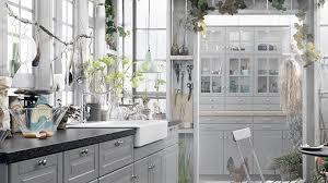 cuisine nature ides cuisine ikea great meuble cuisine blanc laque ikea photo