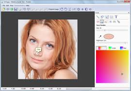 makeup photos with tintguide photo editor free