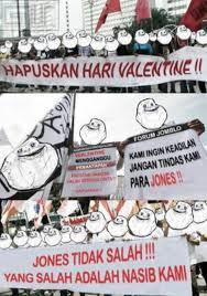Meme Valentine - meme valentine kocak ini khusus buat kamu yang jomblo