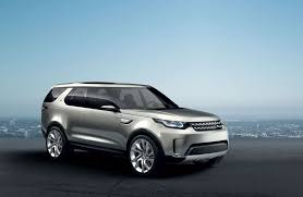 land rover discovery expedition land rover discovery concept first images