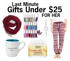 25 dollar gift ideas last minute gift ideas get it by christmas eve