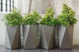large contemporary wall mirrors large outdoor planter garden pots