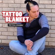 black sleeves 2pk tattooblanket tattoo covers