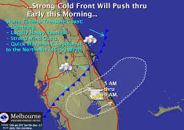 Central Florida Map Hazardous Weather Outlook For East Central Florida Treasure