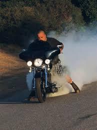 2005 harley davidson electra glide classic el diablo azul baggers
