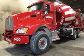kenworth concrete truck kenworth to showcase new 2013 paccar mx 13 engine five mixer trucks