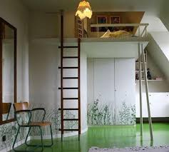 Plans For Bunk Bed Ladder by 21 Loft Beds In Different Styles Space Saving Ideas For Small Rooms