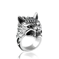 aliexpress buy 2015 new arrival mens ring fashion 2015 new fashion jewelry cool vintage wolf rings for men
