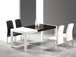 black and white kitchen table white modern dining table set black and white dining room table set