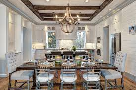 Potterybarn Chandelier Pottery Barn Chandeliers Dining Room Farmhouse With Beach Dining