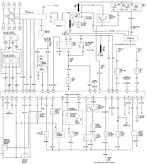 toyota hilux wiring diagram 2008 mustang brilliant 1983 pickup